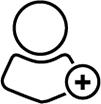 Create Account Icon